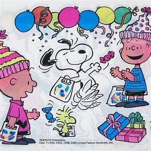 Collect Peanuts — Let's celebrate! #HappyBirthdaySnoopy # ...