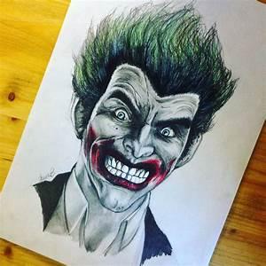 Mad Joker from Batman Arkham Origins by LauraBMashup on ...