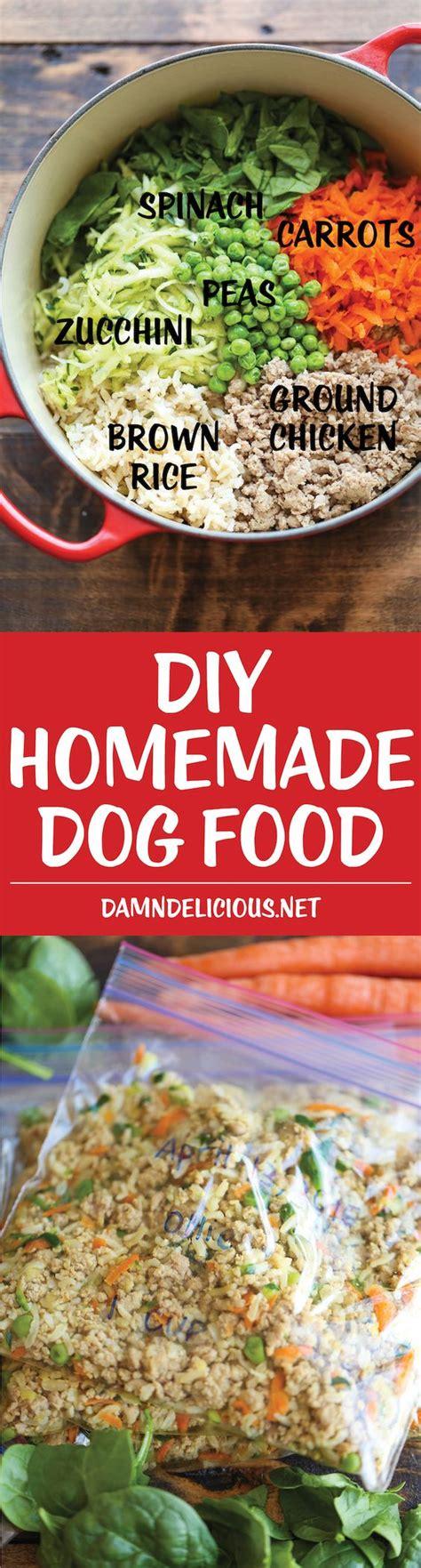 homemade dog food homemade dog  dog food  pinterest