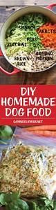 Homemade dog food, Homemade dog and Dog food on Pinterest