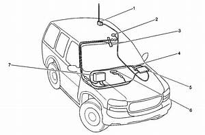 Where Is The Wire To The Disconnect The Onstar On A 02