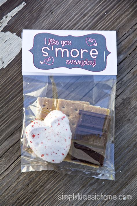 smores craft ideas s mores treat free printable yellow bliss road 2952