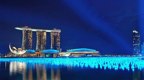 Download Wallpaper Singapore Building