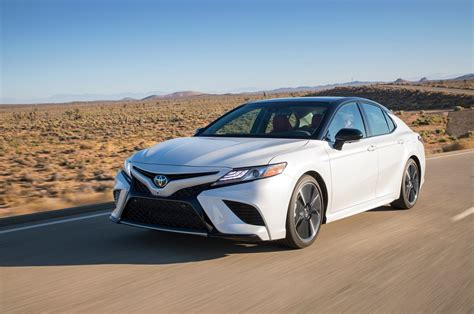 2018 Toyota Camry First Test Review