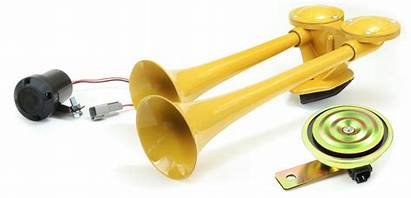Horns Alarms Attention Call Costex Caterpillar Warn