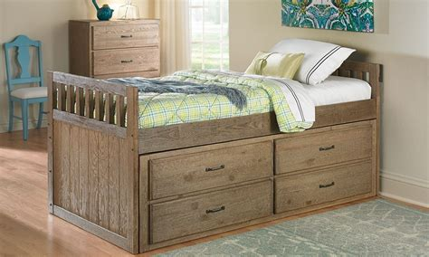 Quinn Bed Dresser Set Twin Water Based Simply White