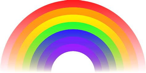 rainbow clip border clipart panda free clipart images