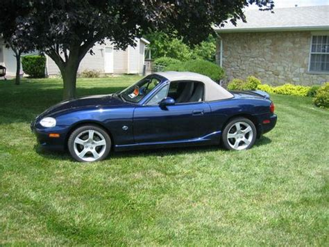 car owners manuals for sale 2003 mazda miata mx 5 security system sell used 2003 mazda miata se convertible 2 door 1 8l in london ohio united states for us