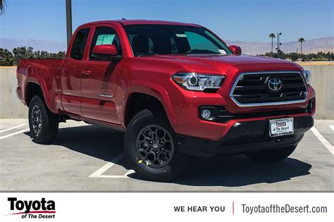 Toyota Sr5 by New 2018 Toyota Tacoma Sr5 Extended Cab In