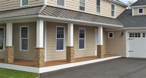 stacked panels lowes porch column wraps home depot faux panels brick
