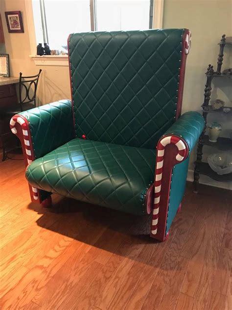 santa chair throne plans    plans
