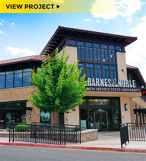 Barnes And Noble At Nmsu by Land And Site Development