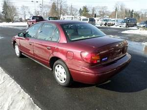 Sell Used No Reserve 2001 Saturn Sl1 Newer Tires Only 164k