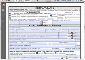 Collect credit applications online with formstack webmerge for Dealer application template