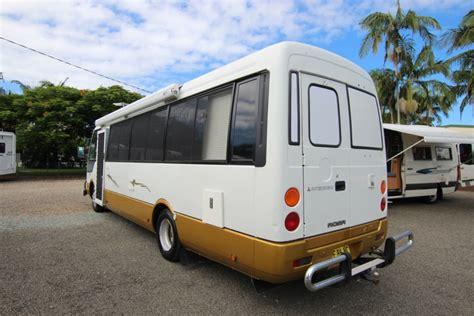 mitsubishi rosa turbo diesel motorhome discoverer campers