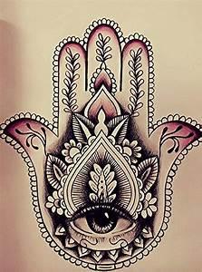 25+ best ideas about Hamsa tattoo on Pinterest | Hamsa ...
