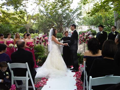 Event Confetti Outdoor Wedding Ceremony Locations In Buffalo