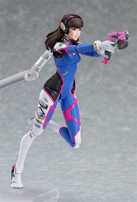 Overwatch Robot Riding Gamer Now Has Her Own Figma