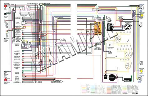 Wiring Diagram 1970 Camaro by 1971 Chevrolet Camaro Parts Literature Multimedia