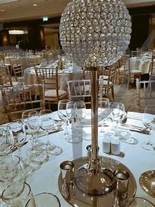 U0026quot, Crystal, Sphere, U0026quot, Table, Decoration