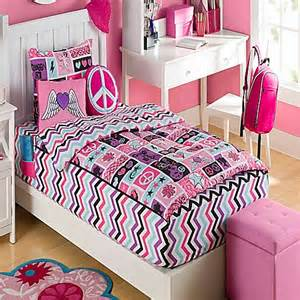 zipit bedding 174 rock princess reversible comforter set in