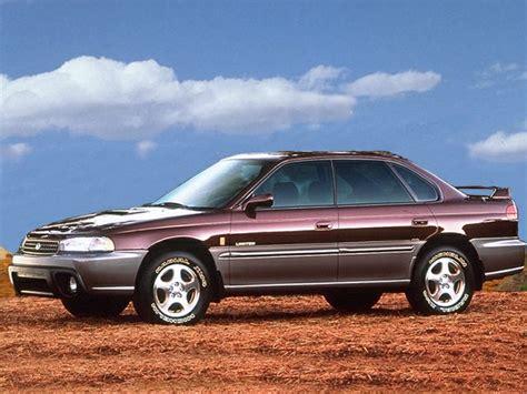 1999 Subaru Legacy 30th Ann. Sus Ltd. 4dr 4wd Sedan Pictures