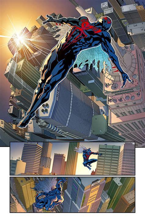 spiderman  volumen  vuelve el spiderman del futuro