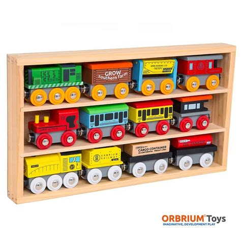 Wooden Toy  Ee  Train Ee   Sets Toy  Ee  Train Ee   Center