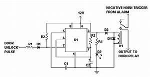 Cadillac Alarm Wiring Diagram : car alarm arming horn beep canceller circuit electronic ~ A.2002-acura-tl-radio.info Haus und Dekorationen