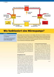 wie funktioniert wärmepumpe protokoll 1