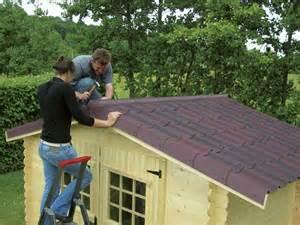 Toiture Pour Abris De Jardin Leroy Merlin une toiture d exception pour votre abri de jardin leroy