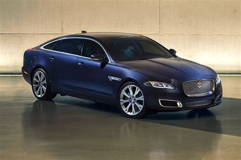 Jaguar Car :  2016 Jaguar Xj Goes Seriously Premium By