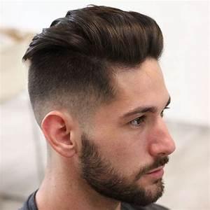 Dégradé Barbe Homme : 1001 id es coiffures pinterest coiffure cheveux et coiffure homme ~ Melissatoandfro.com Idées de Décoration