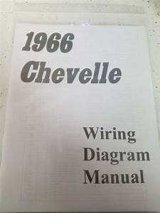 New 1966 Chevy Chevelle Wiring Diagram Manual     Free