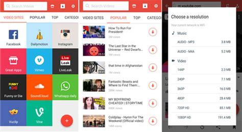 app para baixar vídeos do youtube android