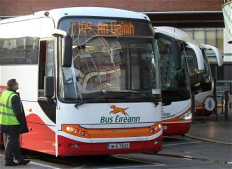 bus eireann management  unions meet  talks  labour relations commission