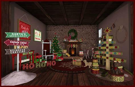 Santa S Workshop Wallpaper Animated - santa s workshop gloria silverstone