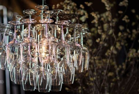 winery inspiration with classic elegance chandelier