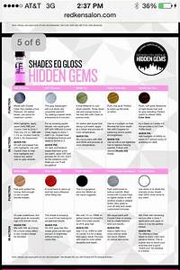 Rose Gold Hair Colour Chart Shades Eq Formulas Hair Makeup Pinterest Redken