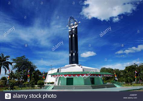 Monument De L'équateur, Katulistiwa Tugu, Pontianak