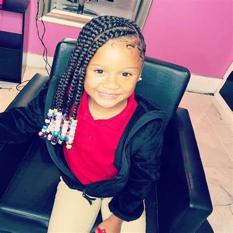 Pin by Ashley on Baby Love Kids braided hairstyles Baby