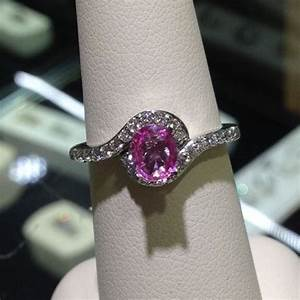 portillo jewelers webpinksapphire With traditional german wedding rings