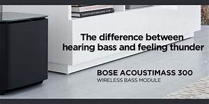 Review Of The Bose Acoustimass 300 Bass Module