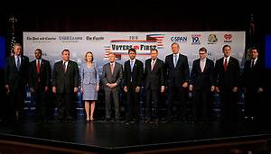 Republican Presidential Candidates Prepare for First ...