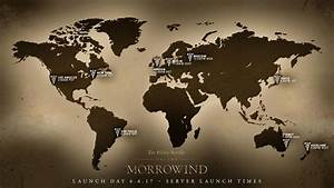 Launch Details for The Elder Scrolls Online: Morrowind ...