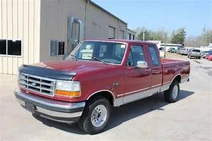 Buy Used 1992 Ford F150 Extended Cab 5 0l Manual Clean N  R