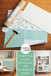 Ganz Schön Clever Anleitung : ikea duktig kitchen for children easy to customize painting 39 nature is everything 39 from ~ Orissabook.com Haus und Dekorationen