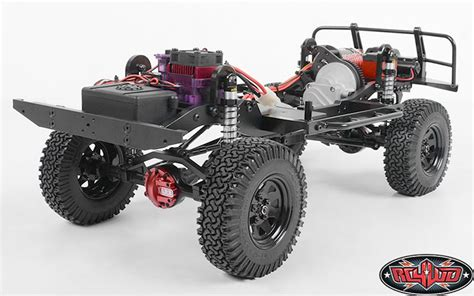 """Rc4wd Gelande Ii D90 Now Offered As """"limited Edition"""" Rtr"""