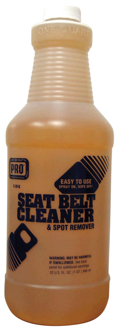 Pro Car Beauty Products Seat Belt Cleaner Spot
