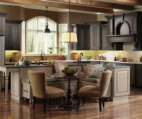large kitchen island white shaker cabinets in a contemporary kitchen omega 7111